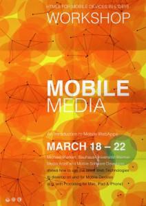 MobileMediaWorkhop